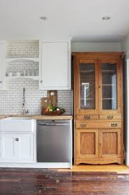 bm simply white on kitchen cabinets our favorite white paint color for kitchens cabinets the