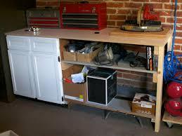 garage workbench workbench ash and orange unforgettable garage