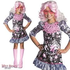 Halloween Costumes For Monster High Fancy Dress Girls Monster High Viperine Gorgon Large 8 9 10