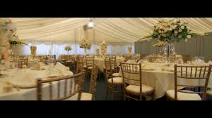 marquee wedding set up at coombe abbey matharus weddings and