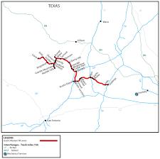 Killeen Texas Map Austin Western Railroad Awrr Watco Companies