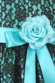 Tiffany Blue Flowers Satin U0026 Lace Tiffany Blue Flower Dress