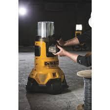 dewalt 20v area light dewalt 20v max led bluetooth corded cordless work light bare tool