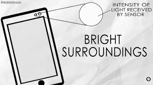 What Is Ambient Light Mobile Sensors Ambient Light Sensor Youtube