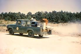 free picture driving pick truck equipped buffalo turbine blower