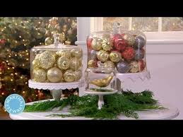 Table Centerpieces For Christmas Martha Stewart by Ask Martha Using Ornaments Off The Tree Martha Stewart