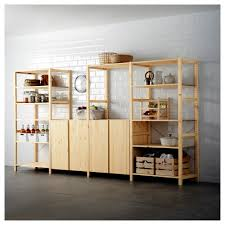 System Build 6 Cube Storage by Ivar System Combinations U0026 All Parts Ikea