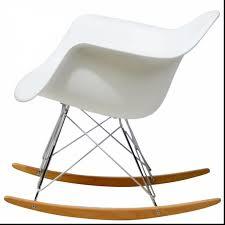 Design Rocking Chair Pretty Mid Century Modern Rocking Chair Impressive Design Rocking