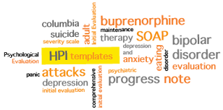 psychiatry quick charting custom templates psychiatry cloud