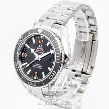 stainless steel bracelet omega watches images Omega seamaster planet ocean 45mm 232 30 46 21 01 003 beverly jpg