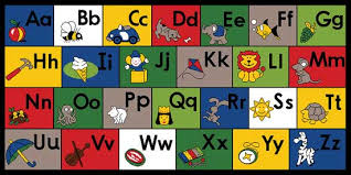 Abc Area Rugs Educational Rugs Play Rugs