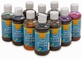 what are liquid watercolors and why would you want them