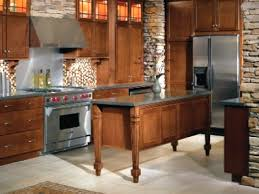 Kitchen Cabinets With Island Cabinets Should You Replace Or Reface Diy