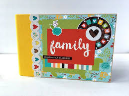 small scrapbook album 33 best family scrapbooks images on simple stories