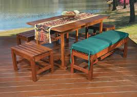 Ipe Hardwood Furniture And How To Keep It Fresh - Ipe outdoor furniture