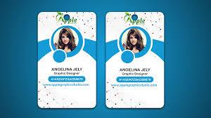 id card graphic design design id cards id badge adobe photoshop tutorial apple