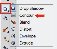 corel draw x4 blend tool using contours in coreldraw corel discovery center