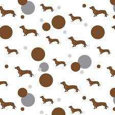 dachshund wrapping paper animal parade childrens wrapping paper whistlefish farm animals