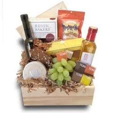 California Gifts Star Treatment Gift Baskets California Gifts