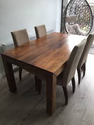 Mango Dining Table Inspiring Mango Wood Dining Table X Cms And Chairs In Mango