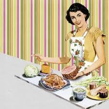 femme en cuisine la réalité de la cuisinière médiocre en 7 points