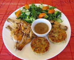 cuisiner cuisse de grenouille cuisses de grenouille au four sauce à l orange de messidor