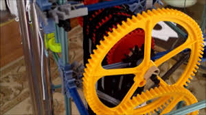 Knex Grandfather Clock Knex Full Westminster Chime Wip Youtube