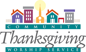 community thanksgiving service clipart 36