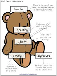 best 25 writing a friendly letter ideas on pinterest parts of
