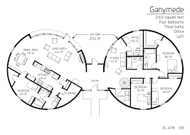 multi level home floor plans floor plans multi level dome home designs monolithic dome