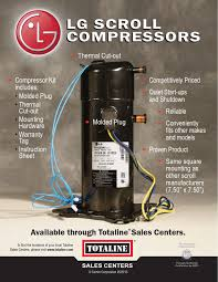 lg scroll compressors by totaline issuu