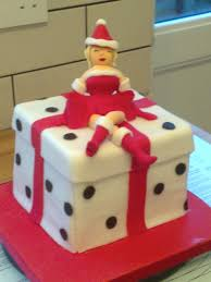 Decorating With Fondant Christmas Theme Cakes And Cupcakes Cakes And Cupcakes Mumbai