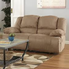 Microfiber Recliner Sofa by Sofa Astounding Jimenes Reclining Sofa Constructed Of Metal And