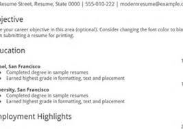resume professional resume template free online horrible