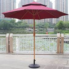Used Patio Umbrella Custom Fiberglass Patio Umbrellas Outdoor Fiberglass