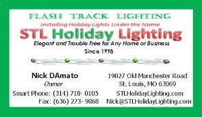 stl lighting experienced professional light