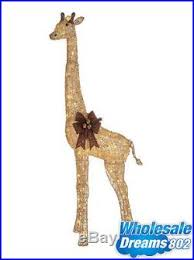 giraffe decoration outdoor rainforest islands ferry