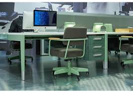 vitra bureau bureau métallique desk vitra milia shop