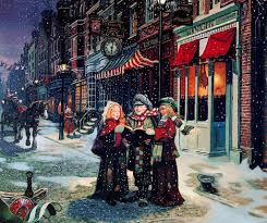 vintage christmas vintage christmas card jigsaw puzzle in christmas new year puzzles