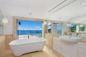 beach themed bathroom rugs sunken whirlpool overflow bathtub