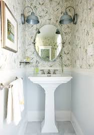 powder rooms with wallpaper 5 pretty powder room designs chatelaine