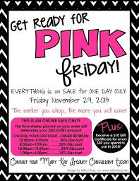 black friday pink 44 best mary kay black friday images on pinterest holiday