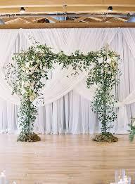 wedding backdrop ideas for reception 32 unique and breathtaking wedding backdrop ideas cuethat