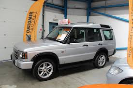 used land rover discovery 2003 for sale motors co uk