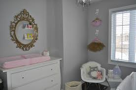 Pink And Gold Bathroom by Pretty Nursery In Gray Pink And Gold The Little Umbrella