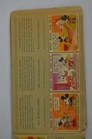 minnie mouse photo album lot detail vintage 1935 mickey mouse original 48 card picture