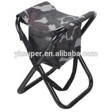 new portable sillas camping camo folding chair camp stool with