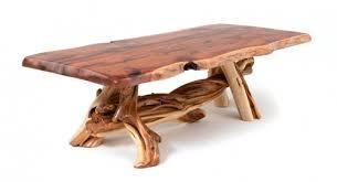 rustic log dining room tables juniper log dining table the log builders
