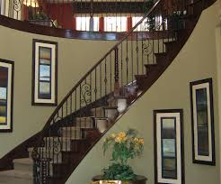 Banister Rail And Spindles Custom Stairs Custom Stair Builder Stair Remodeling Phoenix