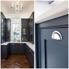 Navy Blue Door 4 Ways To Use Navy Blue In Your Kitchen Big Chill